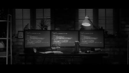 黑羊 ✪ 京东·数码《1024程序员节·HELLO FRIENDS》