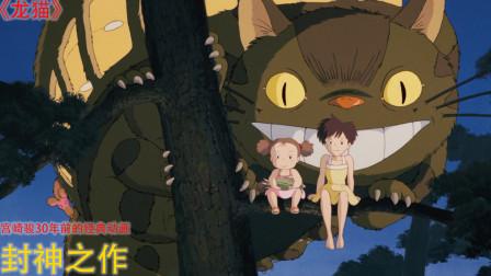宫崎骏30年前的封神之作,这部动画今天看来依旧经典,回忆满满啊!