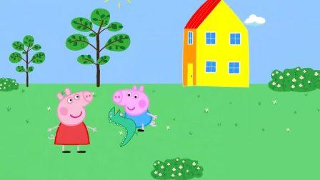 理查德也想要恐龙玩具,瑞贝卡却给弟弟画了一只恐龙