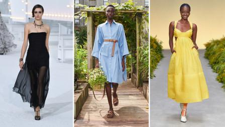 2021春夏时装走秀流行新看点