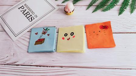 创意DIY迷你便利本本,只需一张纸就可以,简单实用