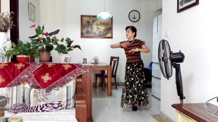 【原创】林子瘦身塑形健体舞  美丽的荞麦花