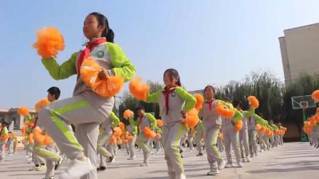 王村镇中心小学  一校一品 2020