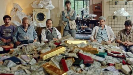 真实故事改编,6人搬空一家银行,全身而退把警察耍的团团转