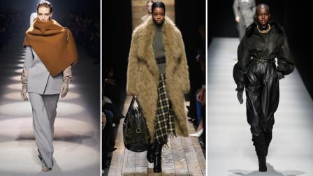 2020秋冬外套流行趋势