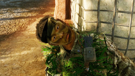 孤岛危机:重置版丨这原来是个沙雕游戏!