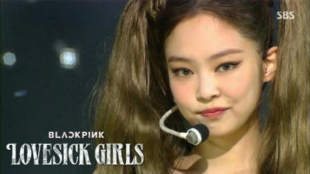 BLACKPINK《Lovesick Girls》舞台