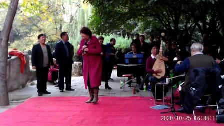 豫剧唱段(自那日……)洛阳周惠萍老师演唱