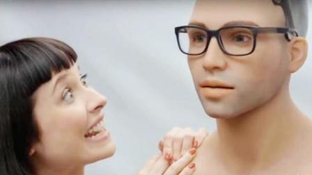 """""""男生机器人""""在海外遭到疯抢,欧美的女用户:这一点很满意!"""