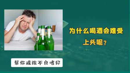 为什么喝酒会难受、上头呢?坦白说:或是3个原因在作怪,别忽视