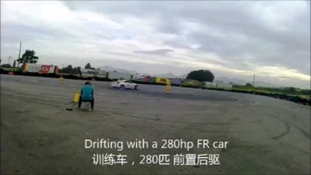 20201024 福冈赛车场 飘移训练