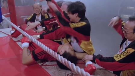 新精武门:当得知就是这个家伙害了师傅,阿星当潜能终于爆发了