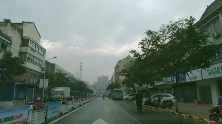 实拍溧阳社渚街景,人不算少,却干净有序