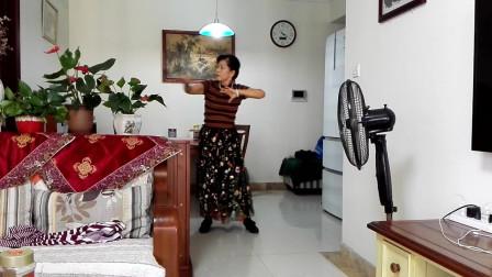 【原创】林子瘦身塑形健体舞   山高水长