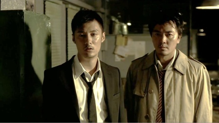 香港高分恐怖片:余文乐击毙的男凶手,晚上来找他复仇了