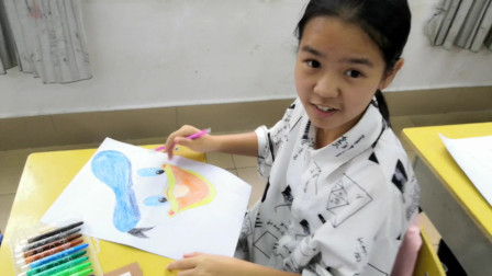 儋州市第二中学初一(7)班美术课作业展示