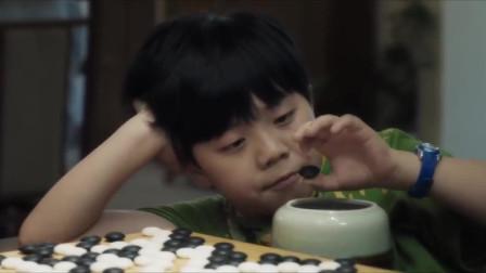小孩第一次下棋就打败天才棋手俞亮