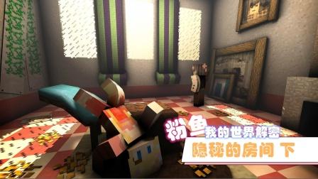 Minecraft我的世界【粉鱼解密】隐秘的房间 下