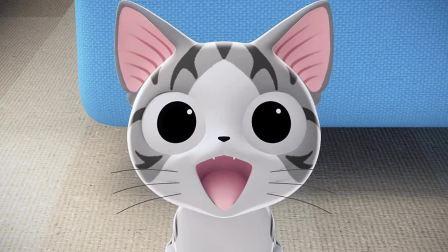 甜甜私房猫:项圈弄大了,小猫几下弄掉,这可如何是好