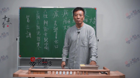 杨斌《国史藏医》:六经辨证开新篇,三阴三阳论伤寒!