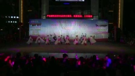 舞蹈《林海雪原 》