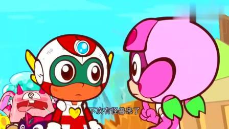开心宝贝:开心超人学习不认真,甜心超人传授秘诀,还是不管用