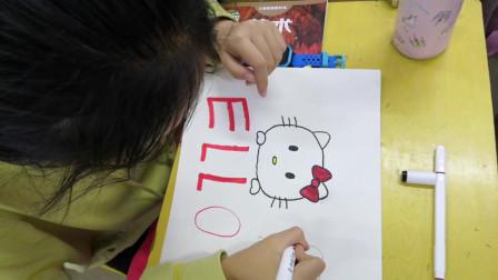 儋州市第二中学初一(4)班美术课作业展示