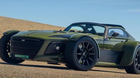 让所有男人为之疯狂的车Donkervoort D8 GTO JD70!
