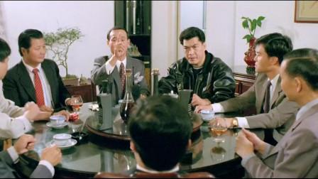 大傻在很多电影里演的都是当老大,在陈惠敏这里却是当小弟的
