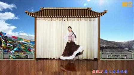 《卓玛央金》编舞:午后骄阳