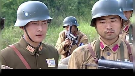 鬼子冒充国军过关卡,不料鬼子一说毕业学校,战士立马开枪射杀