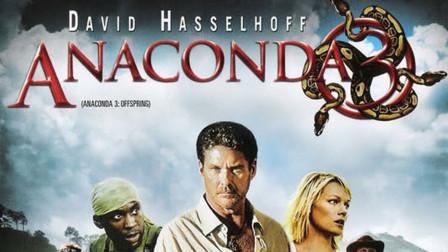 几分钟看完美国冒险电影变异蟒蛇要称霸世界的故事