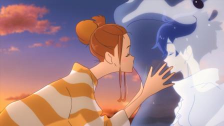 一部唯美的日本爱情动画,分分钟引爆你的泪腺,太虐心了!