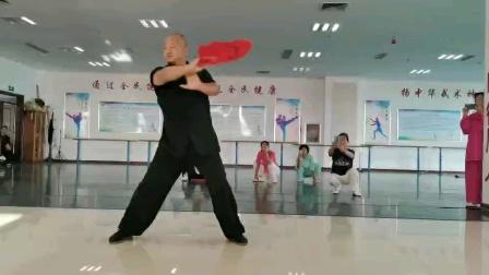 朱强六艺拳下