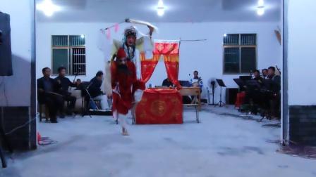 浦江戏迷演唱《憎尼会》