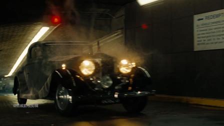 老爷车一秒变成奔驰跑车,魔法师之间的飙车炫酷又刺激!