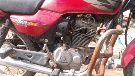 摩托车发动机噪音大!师傅教你一招,通过声音就能完美找到故障点