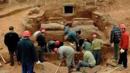 秦始皇女儿陵墓被打开,场面实在揪心,专家:她哥哥太狠心