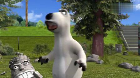 贝肯熊:贝肯熊变成了倒霉熊,怎么回事?