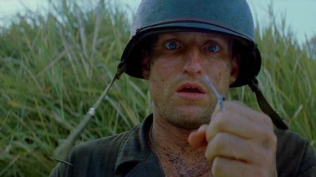 美军登陆硫磺岛战况惨烈,从远程炮击到近身白刃战