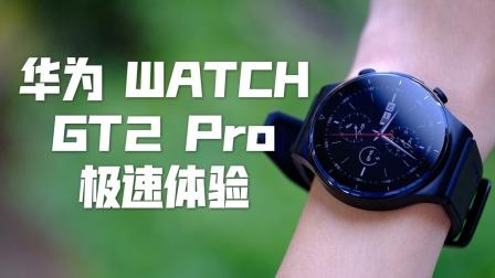 「花生初体验」华为手表新生态【华为WACTH GT2 Pro首发体验】