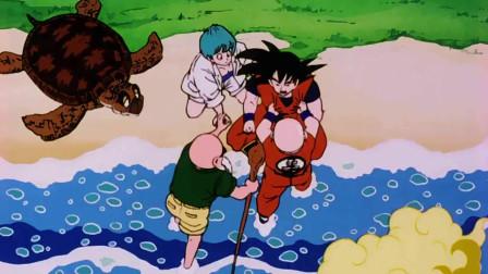 龙珠:悟空想去追击却被众人阻止,并想办法对付拉蒂兹