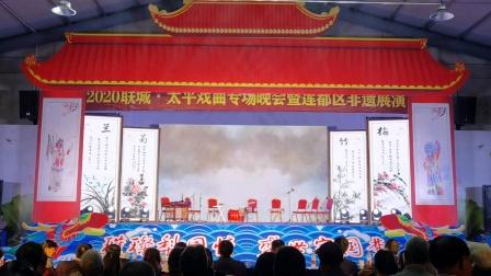 曾巧群《走青山》2020联城太平戏曲专场