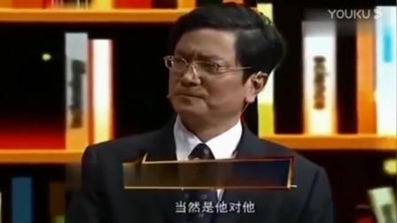 浙大郑强教授调侃撒贝宁:我和你一样帅