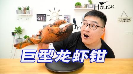 """试吃两斤重""""巨型龙虾钳"""",打开后我人都傻了!年度最黑商家啊"""