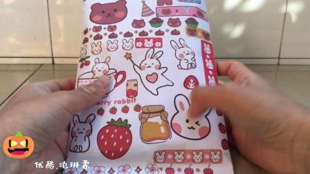 偶像活动自制食玩包【贴纸包】