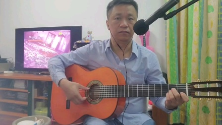 小蒋吉他弹唱 我等到花儿也谢了 国语版 cover 张学友