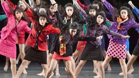 日本女孩街头表演,看完瞬间对日本女人失去兴趣!