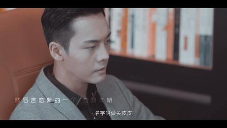 结爱:宋茜和陈伟霆的对视混剪,两个亲上甜到我了!