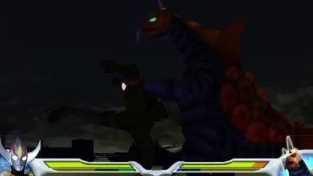奥特曼:你觉得奥特之父能打赢怪兽吗?